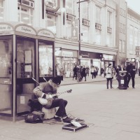 Londres desde mi móvil